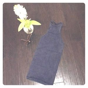 New With Out Tags Free People Razorback Tank ☀️